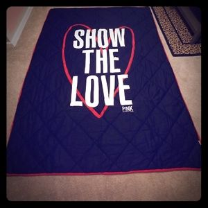 Show the love quilt